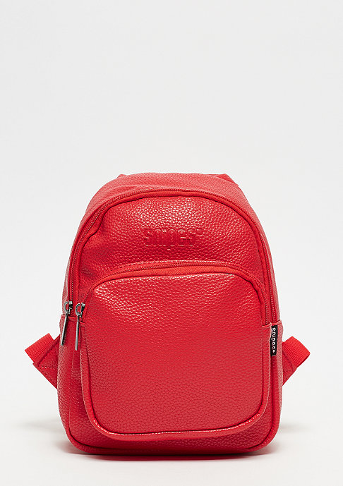 SNIPES Mini Backpack red