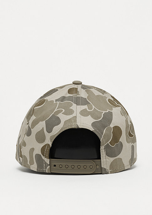 New Era A-Frame MLB Los Angeles Dodgers Camo steel clouds/black