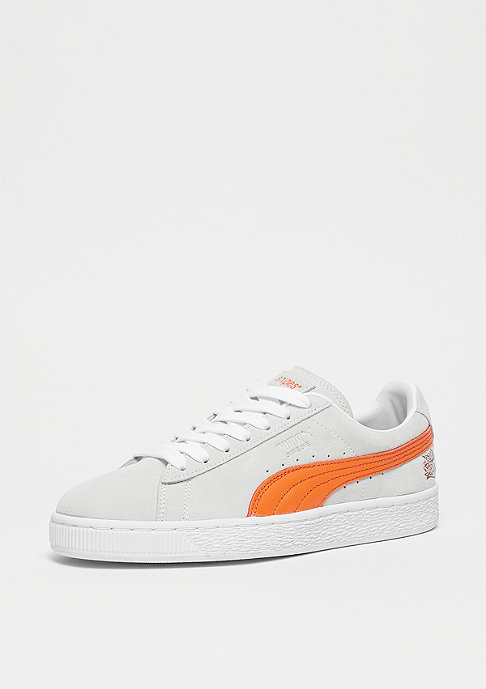 Puma Puma x Snipes Battle of the Year Suede Classic white-orange/popsicle