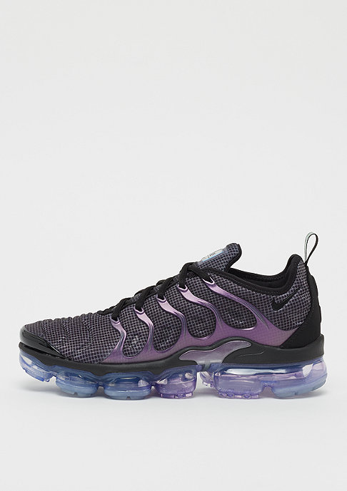 NIKE Air VaporMax Plus black/black-dark grey- aluminum