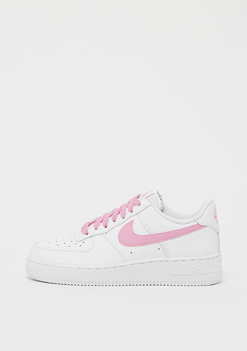 NIKE Wmn Air Force 1 ´07 white/psychik pink
