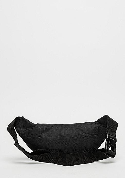SNIPES Zip Waist Bag black