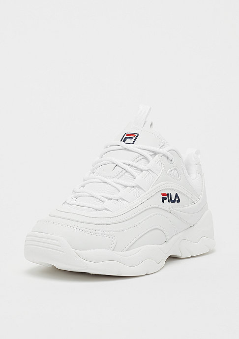 Fila WMN Heritage Ray Low White