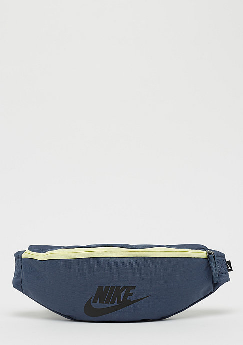 NIKE Heritage monsoon blue/black/black