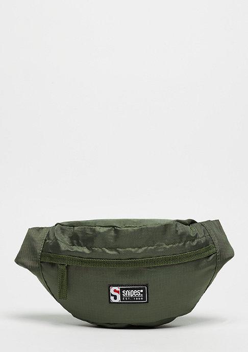 SNIPES Nylon Waist Bag olive