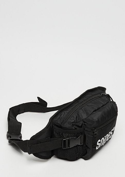 SNIPES Nylon Shoulder Bag black