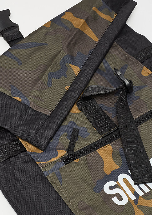 SNIPES Tape Rolltop camo