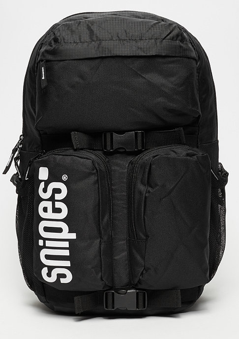 SNIPES Pocket Bagpack black