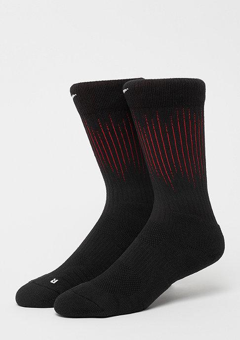 NIKE Elite black/habanero red/white