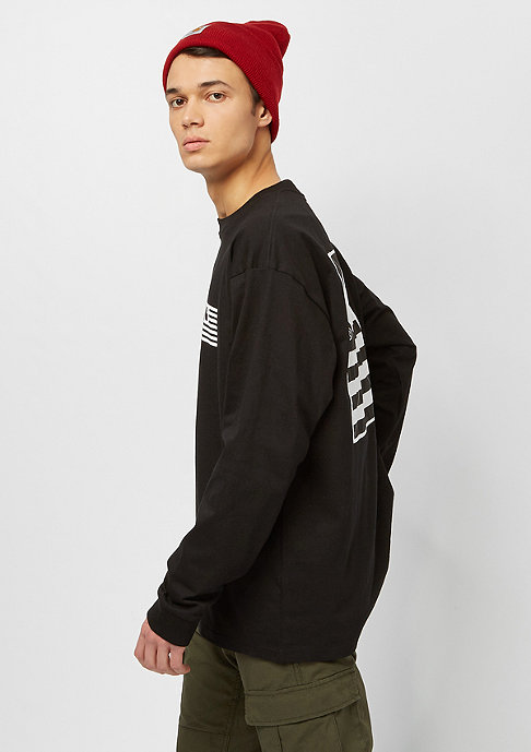 Carhartt WIP L/S State Patch black