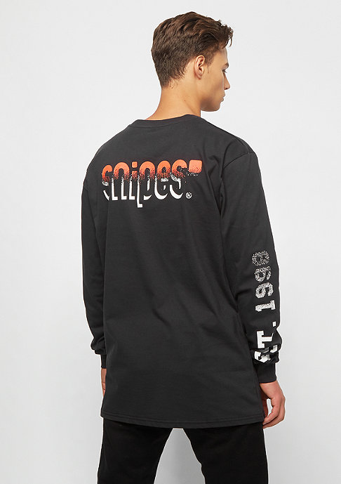 SNIPES Chest Logo black