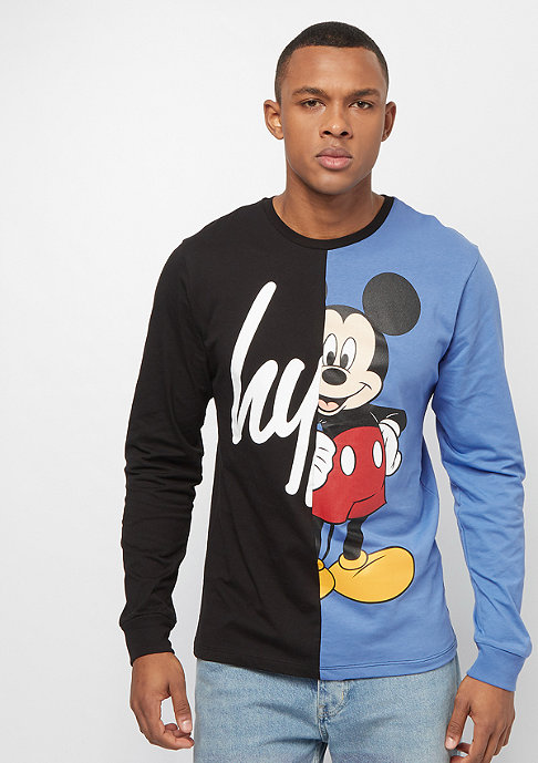 Hype MICKEY script splice black/blue