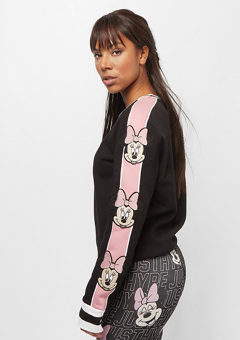 Hype Minnie Face black/pink