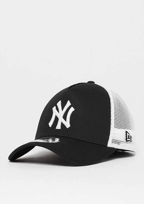 New Era A-Frame Trucker MLB New York Yankees black
