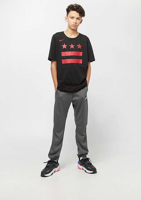 NIKE Junior NBA Washington Wizards Dry ES SS CE black