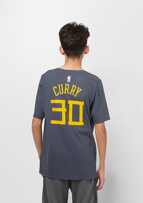 NIKE Junior NBA Golden State Warriors ES Stephen Curry CE thunder