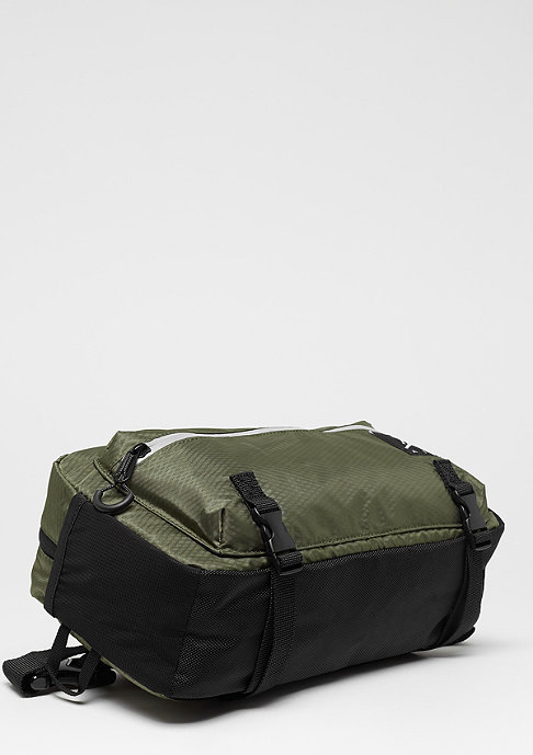 JORDAN Airborne Crossbody olive canvas