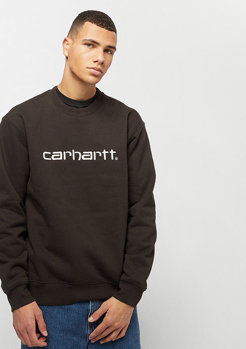 Carhartt WIP Chase tobacco/white