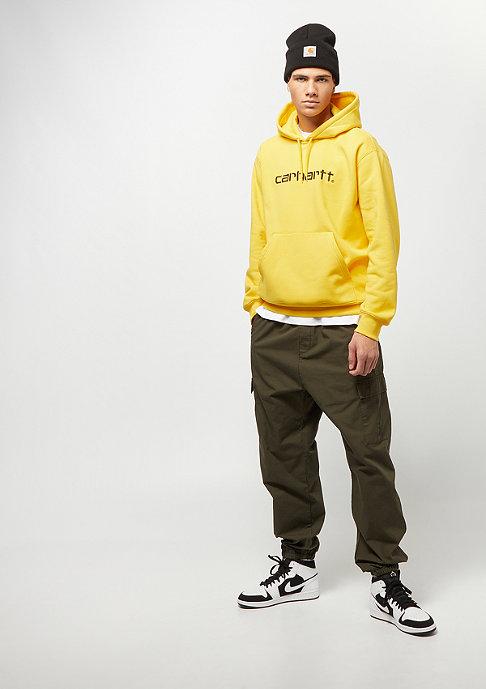 Carhartt WIP Hooded Carhartt Sweatwhirt primula/black