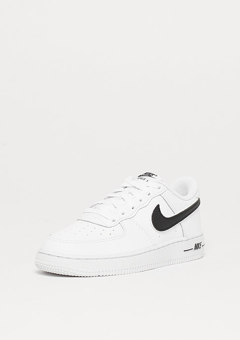 NIKE Air Force 1 white/black