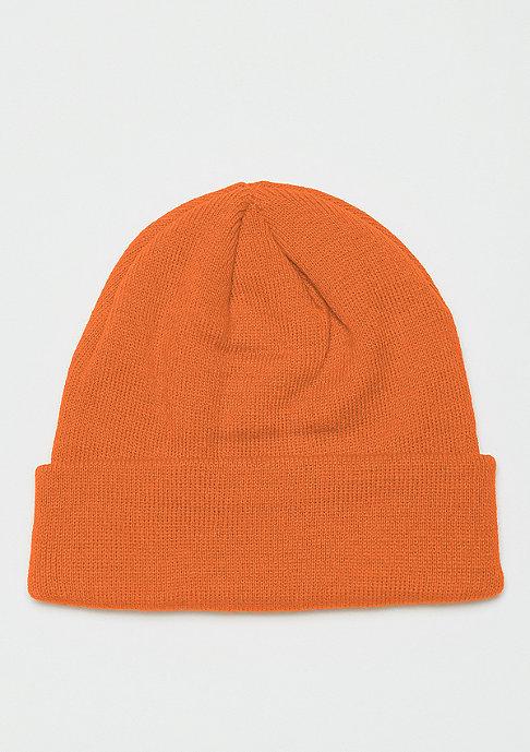 SNIPES Box Logo orange