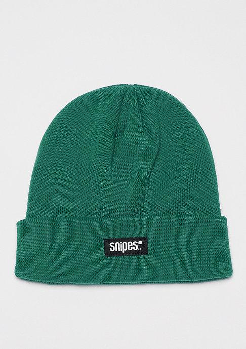SNIPES Box Logo green