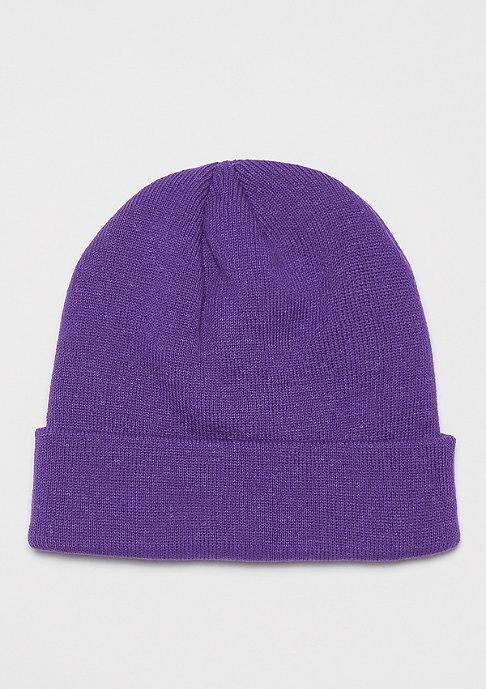 SNIPES Box Logo purple