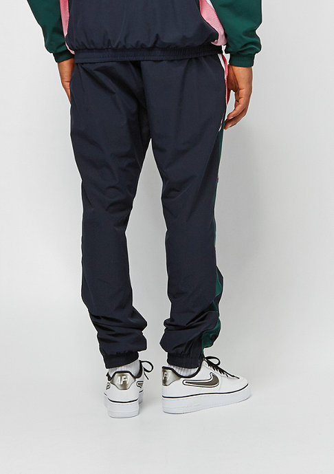 SNIPES Block Gradient Trackpants blue/green/white/red/yellow