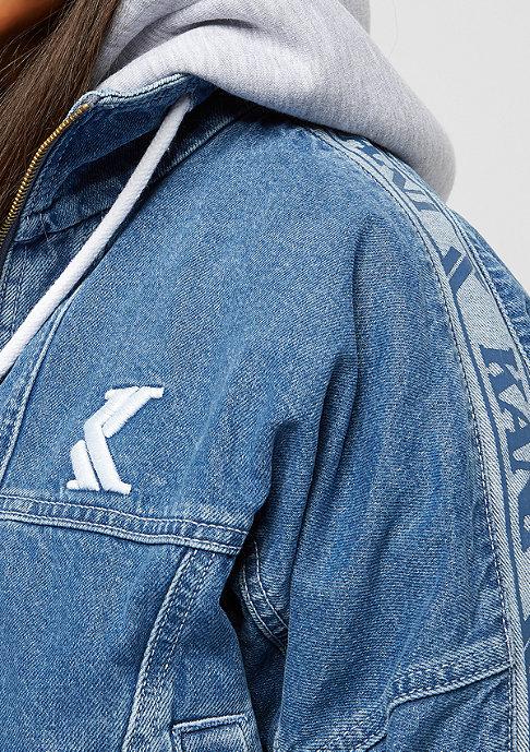 Karl Kani Tape Denim blue