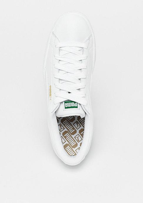 Puma Basket Classic LFS white/white
