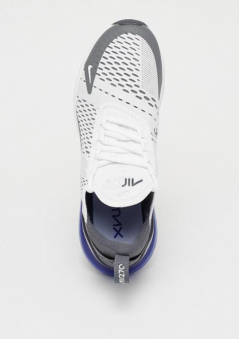 NIKE Air Max 270 white/white/persian violet/dark grey