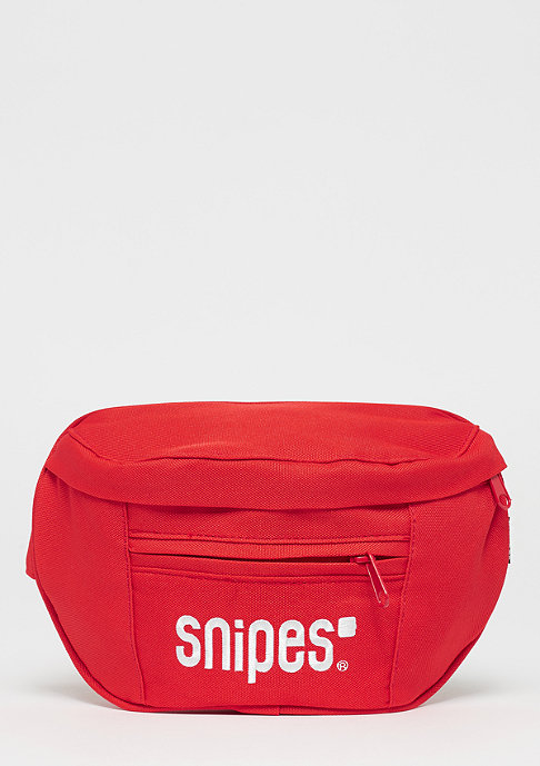 SNIPES Fannypack Sidebuckle red