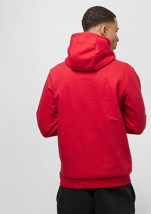 SNIPES Small Basic Logo true red