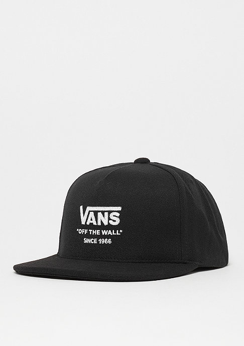 VANS Hucks II Snap black