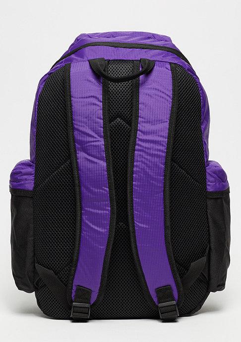 Urban Classics Backpack Colourblocking ultraviolet/black