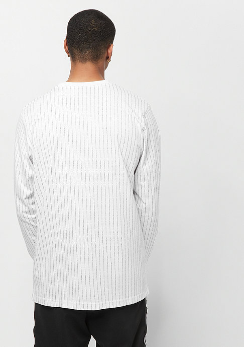 Mister Tee F.CK YOU L/S white