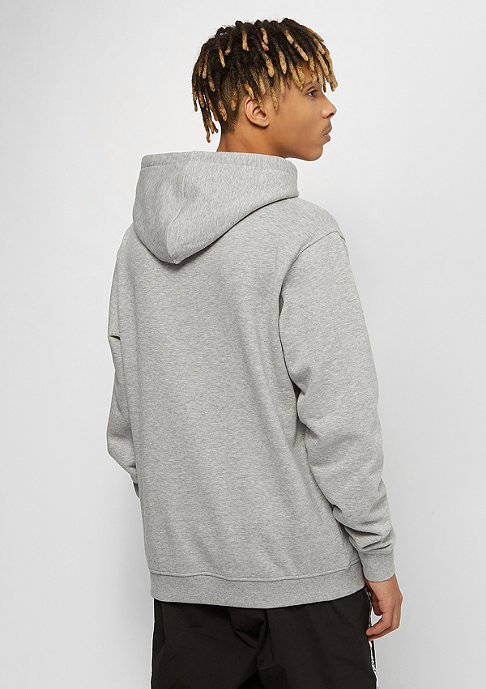 SNIPES Small Basiclogo Hoody h.grey