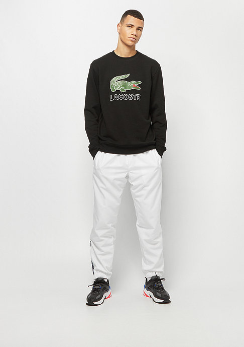 Lacoste Tracksuit Trousers white/navy