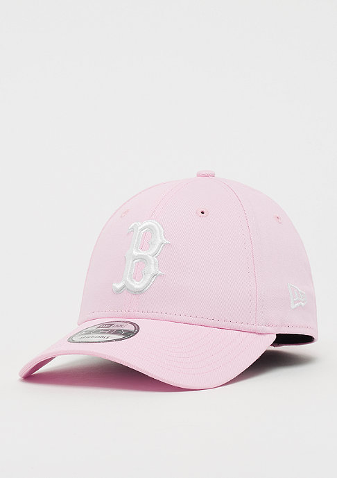 New Era 9Forty MLB Boston Red Sox Essenial pink/optic white