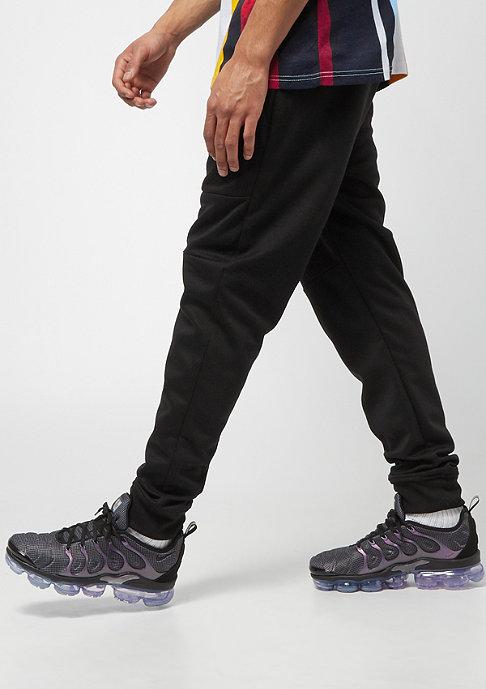 Southpole MARLED TECH FLEECE PANTS BLACK