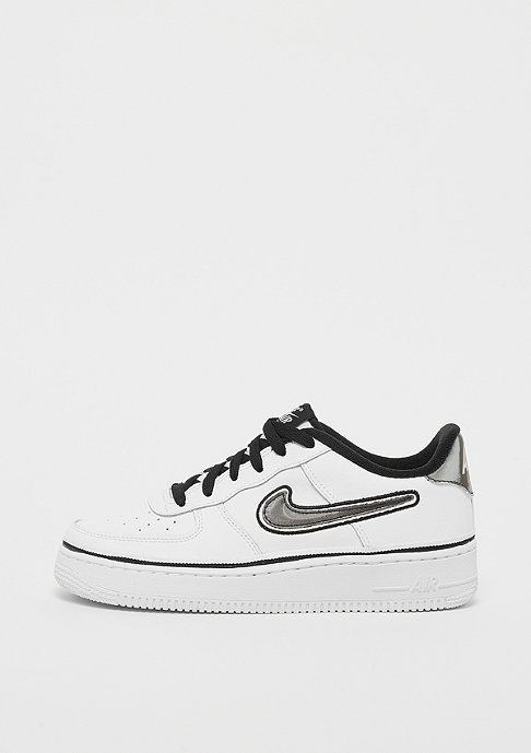 NIKE Air Force 1 LV8 Sport (GS) white/black/white