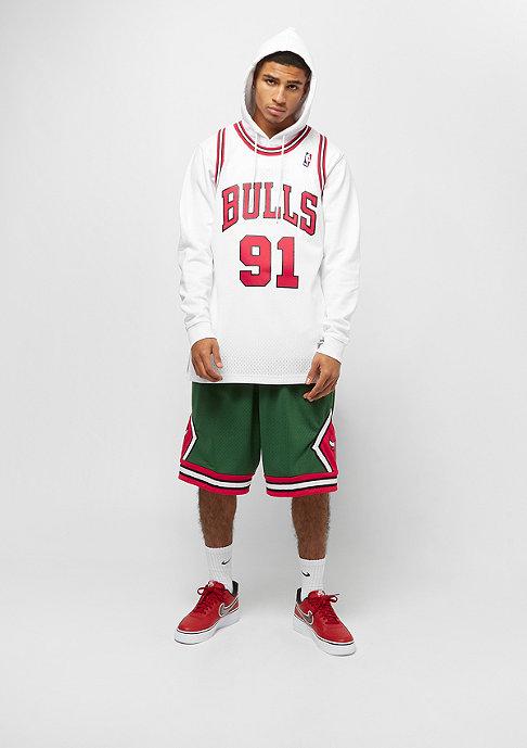 Mitchell & Ness NBA Chicago Bulls Dennis Rodman Swingman white