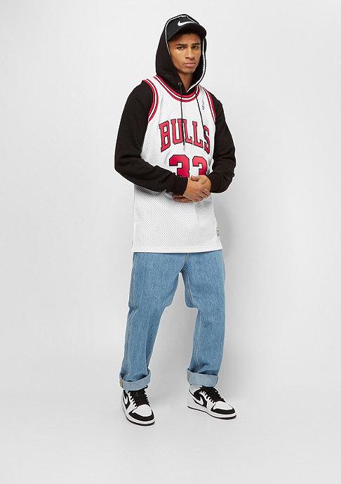 Mitchell & Ness NBA Chicago Bulls Scottie Pippen Swingman white