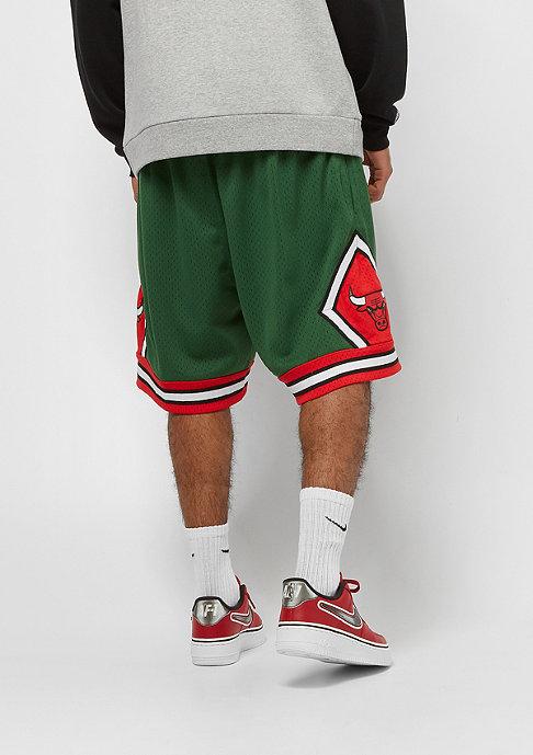 Mitchell & Ness NBA Swingman Chicago Bulls 2008 green