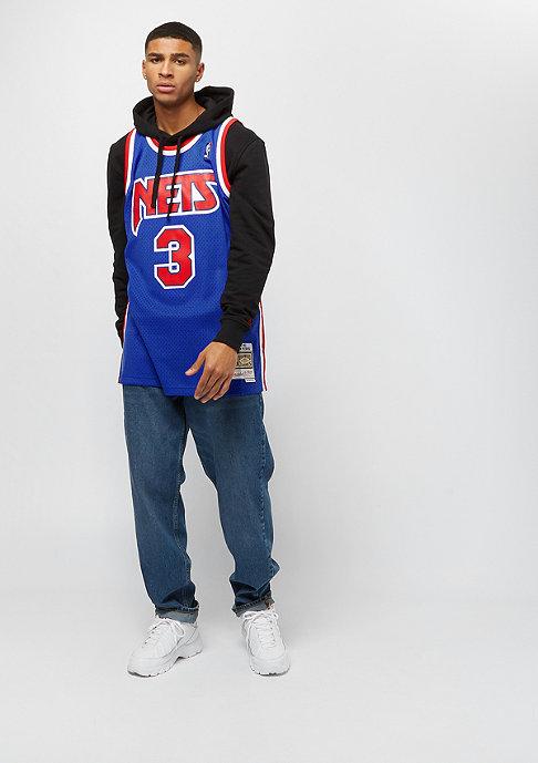 Mitchell & Ness NBA New Jersey Nets 92-93 Drazen Petrovic Swingman royal