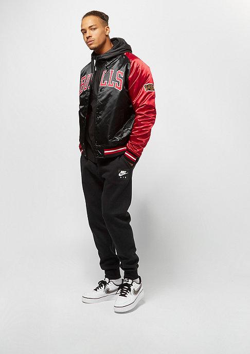 Mitchell & Ness NBA Tough Season Satin Chicago Bulls black/red