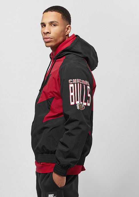 Mitchell & Ness NBA Shark Tooth Chicago Bulls black