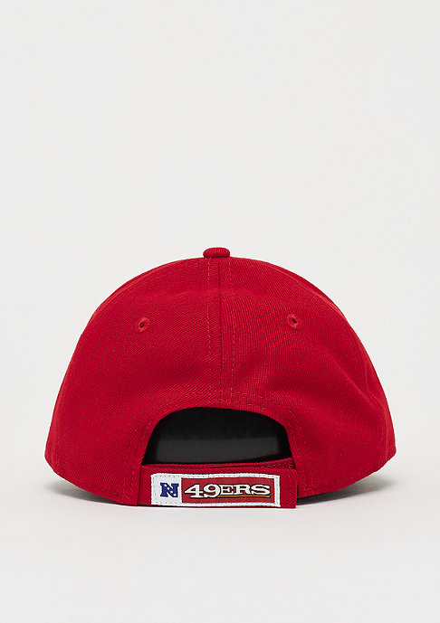 New Era NFL San Francisco 49ers red