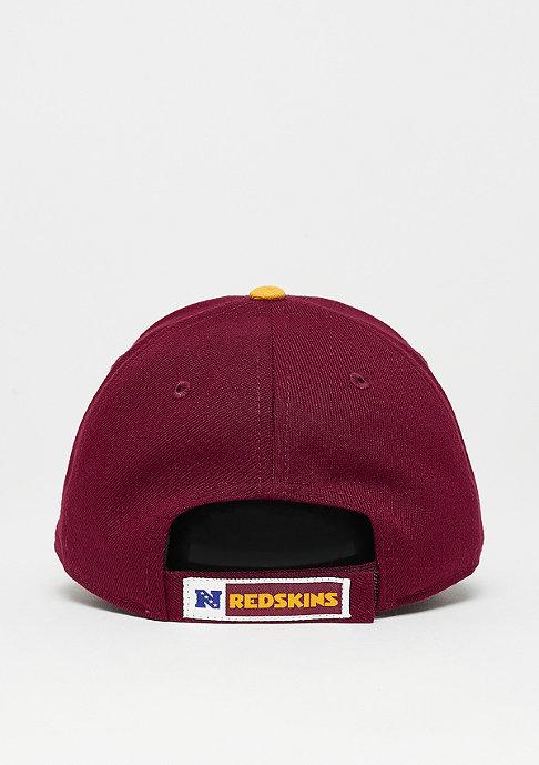 New Era NFL Washington Redskins burgundy/yellow