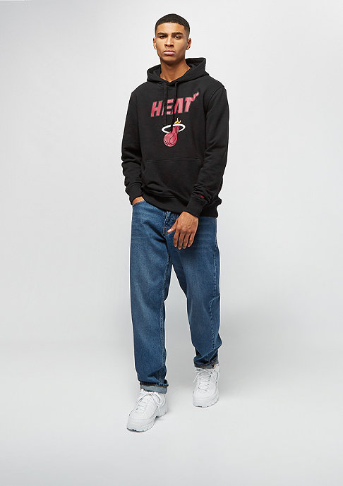 New Era NBA Miami Heat black